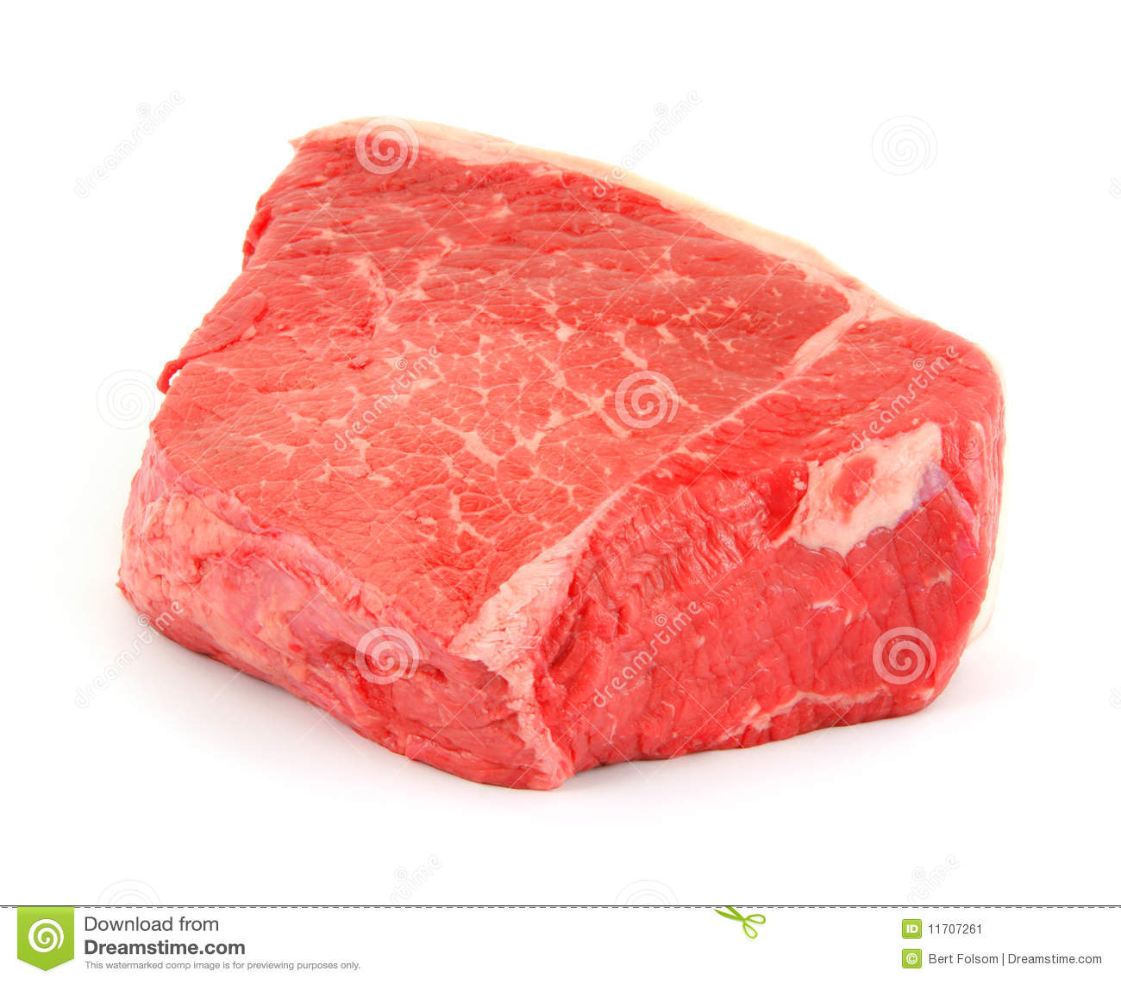 Bottom Round Roast Stock Image Image 11707261