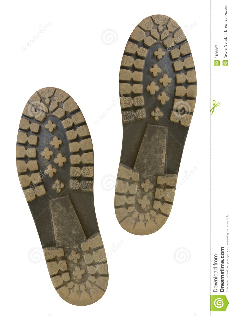 Bottom Of Shoes Royalty Free Stock Photography Image