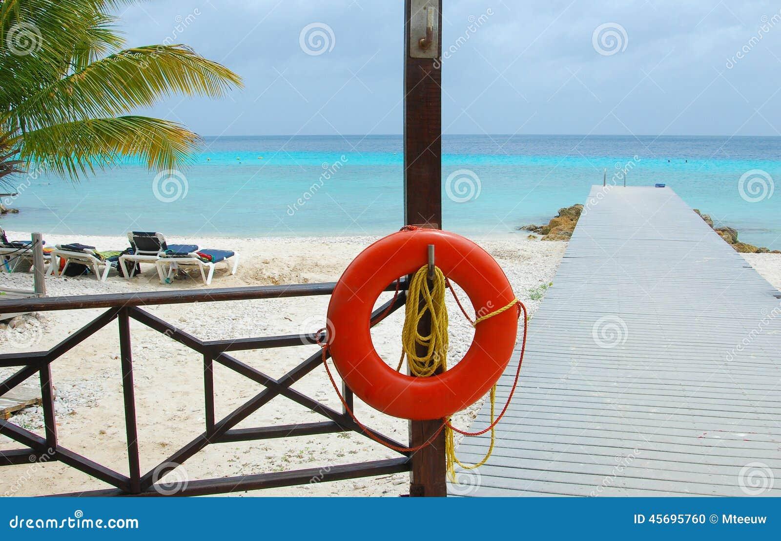 Bouée de sauvetage de plage