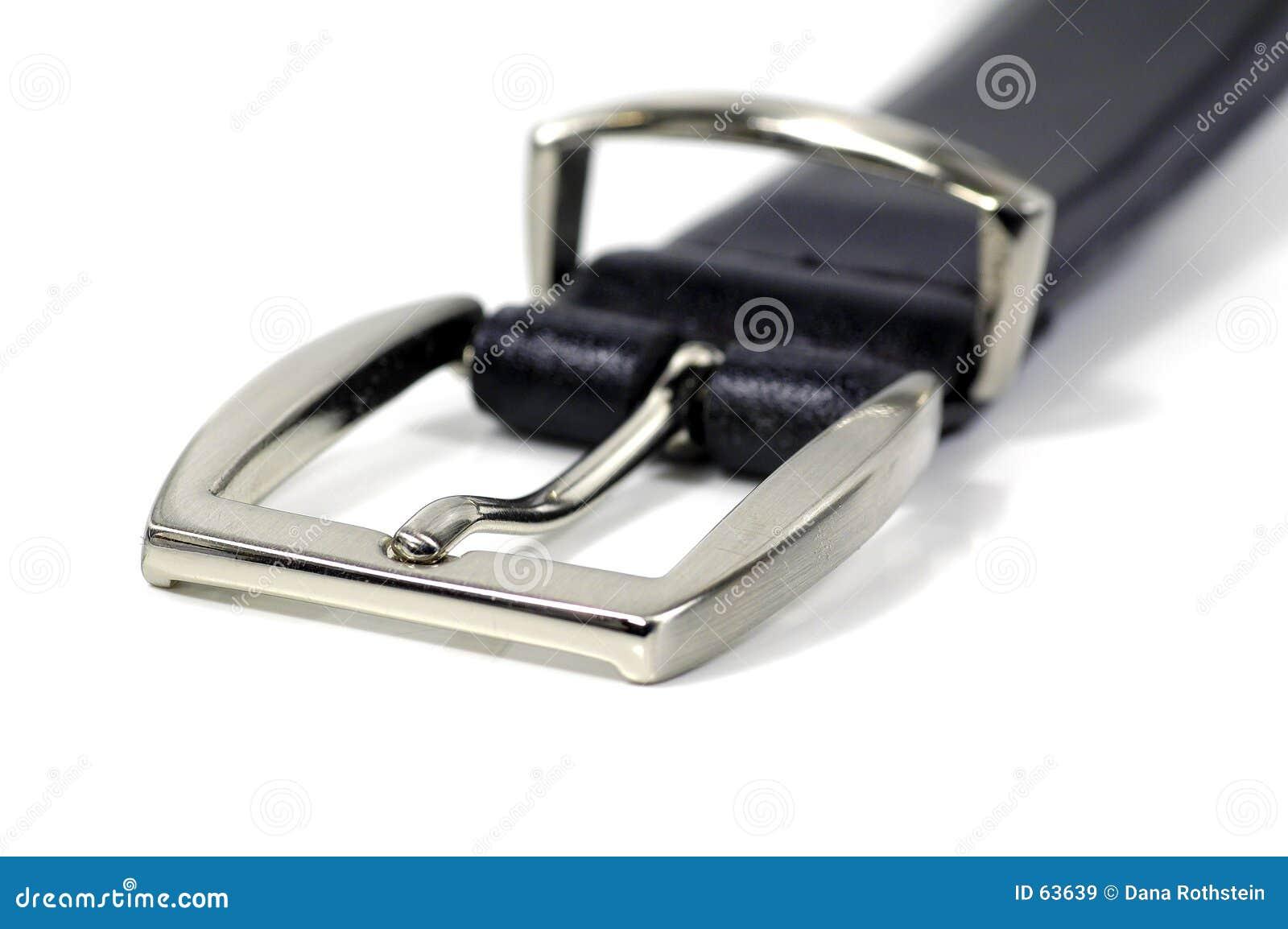 Download Boucle de courroie image stock. Image du isolement, vêtement - 63639