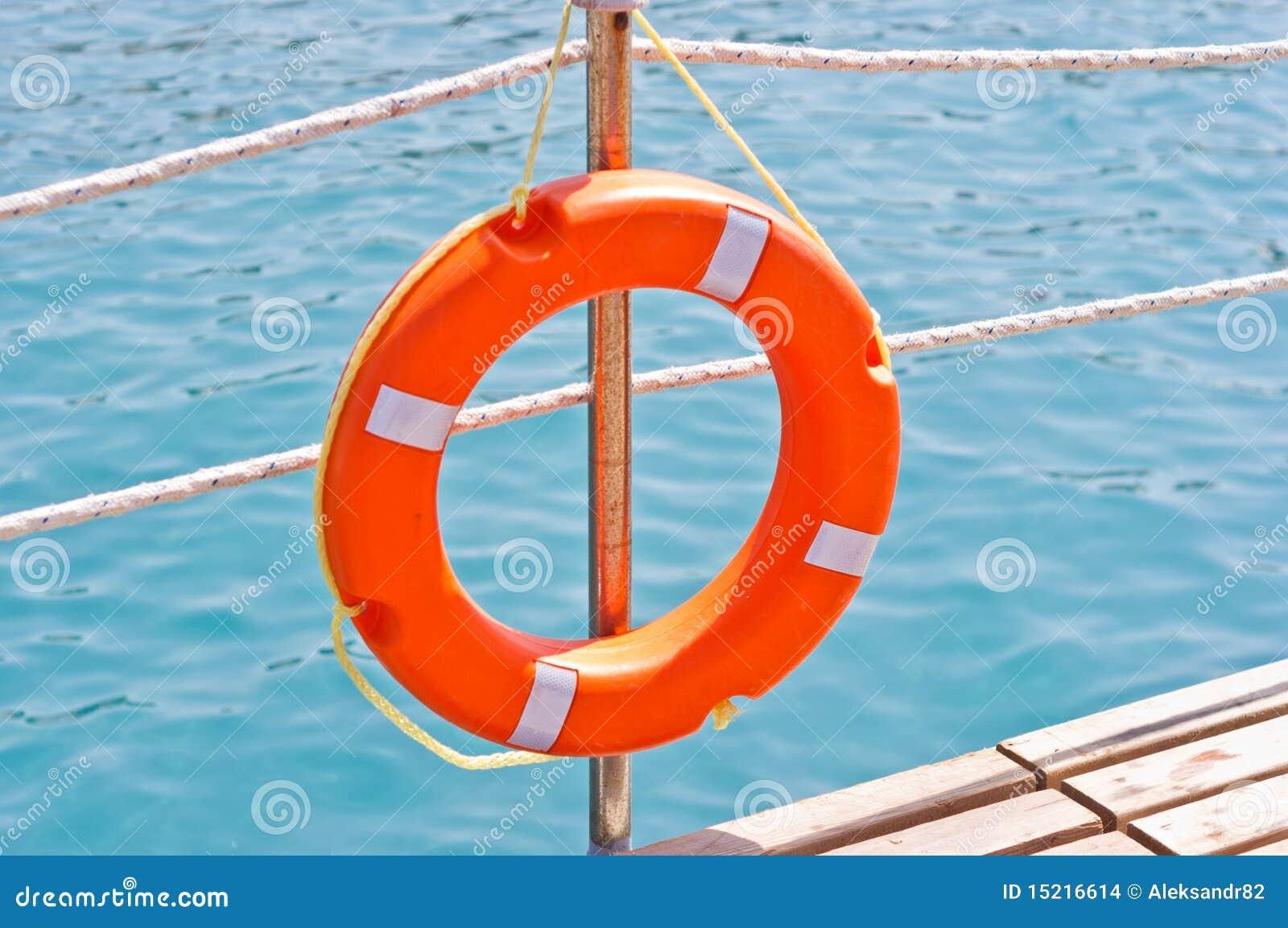 Boucle de durée sur le dock