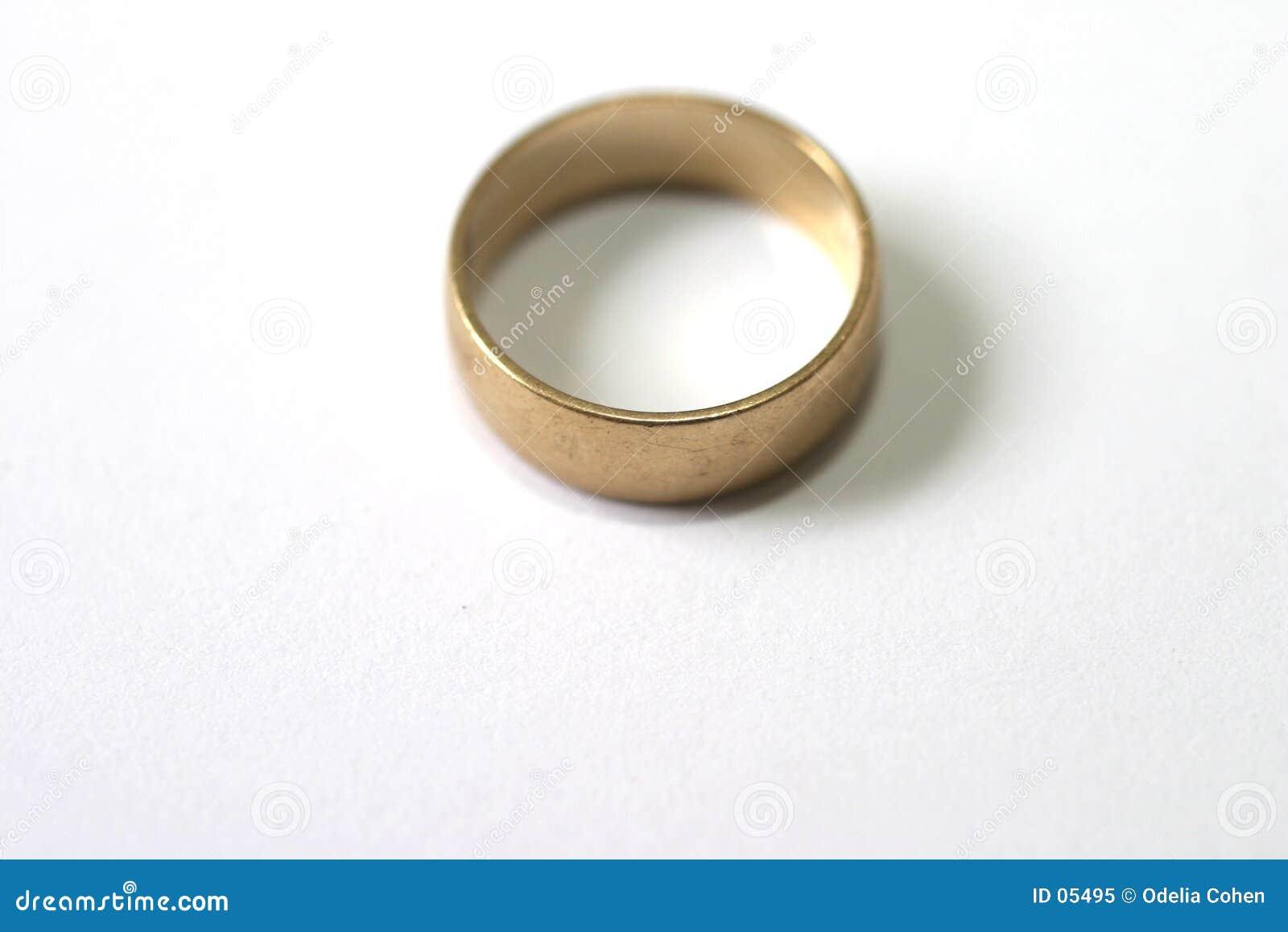 Boucle de mariage