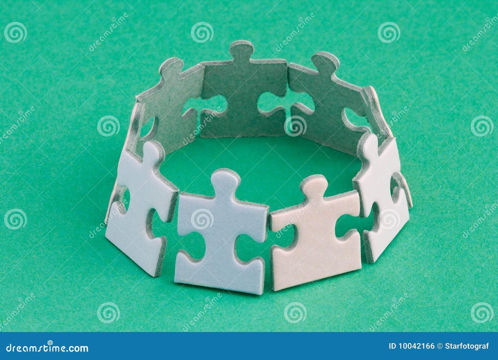 Boucle de puzzle