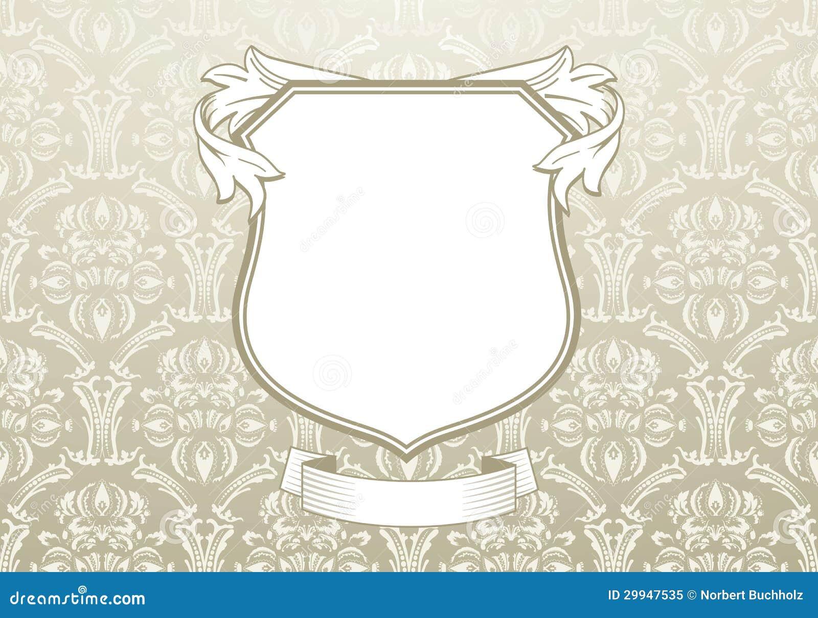 bouclier vide photo libre de droits image 29947535. Black Bedroom Furniture Sets. Home Design Ideas