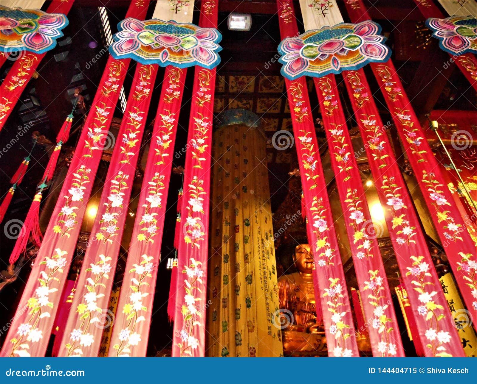 Bouddhisme, fascination, beauté et dévotion en Chine