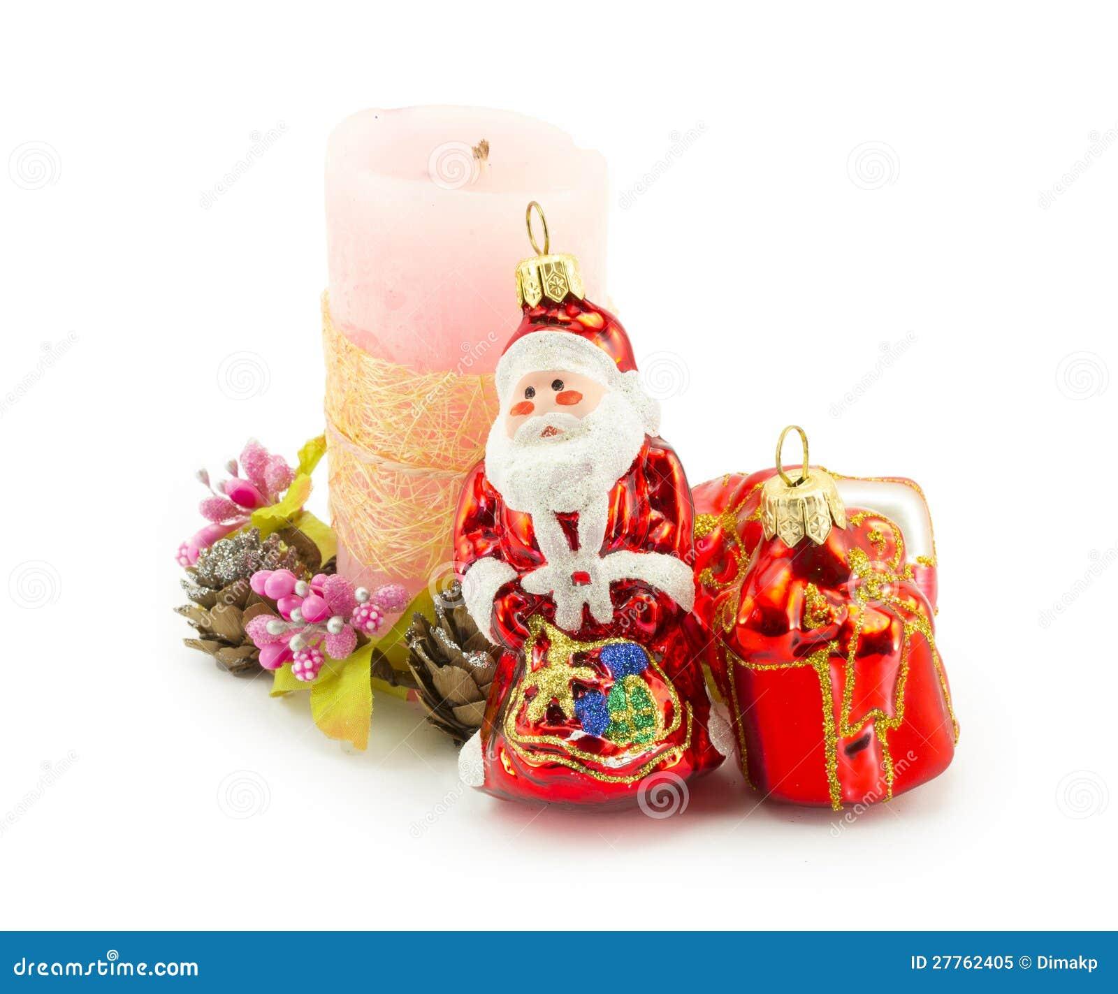 Bougie, Noël