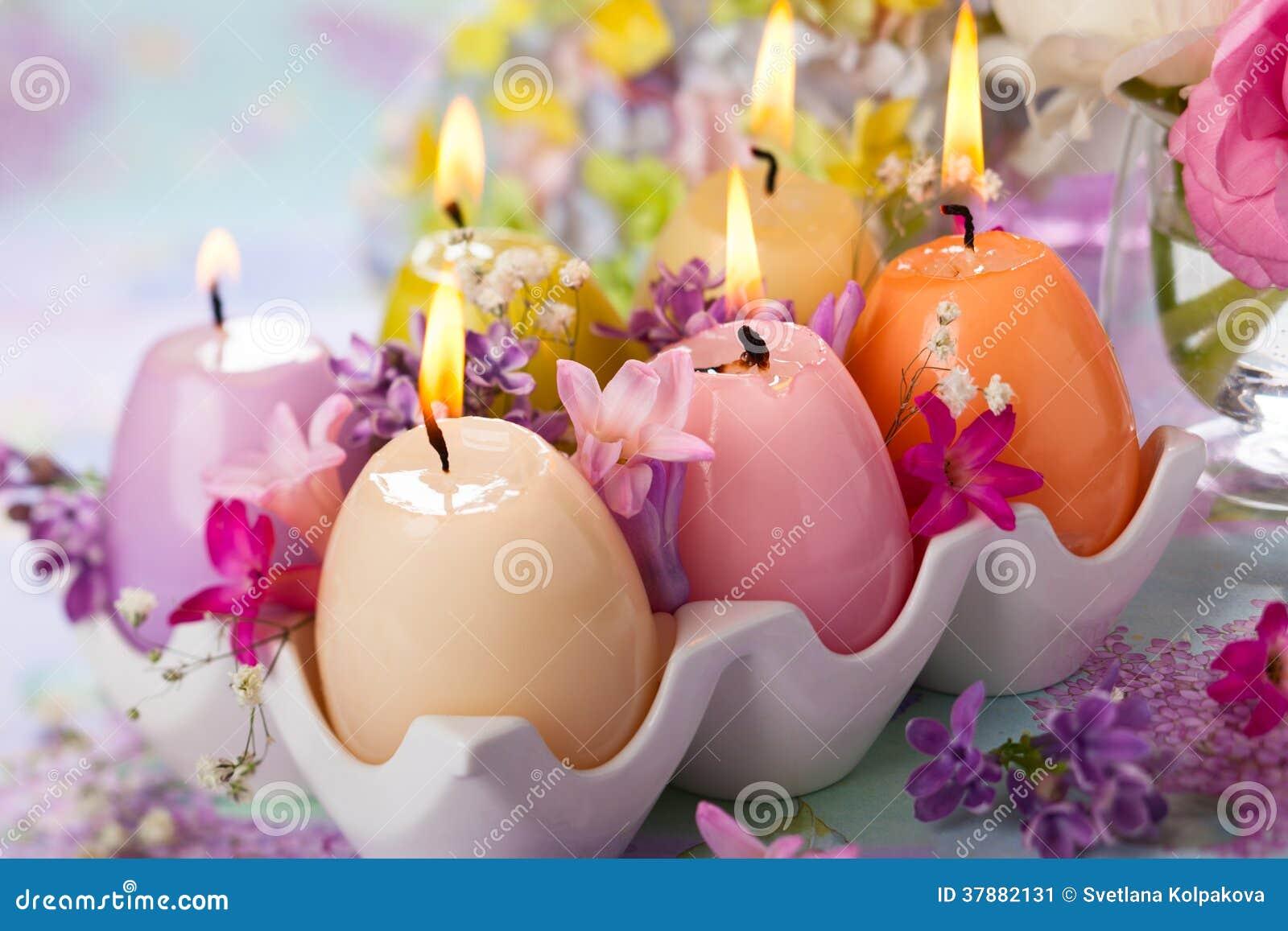 Bougies de Pâques
