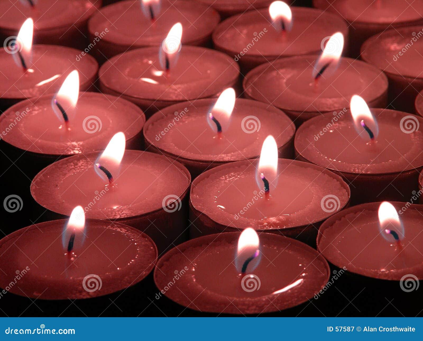 Bougies de souvenir