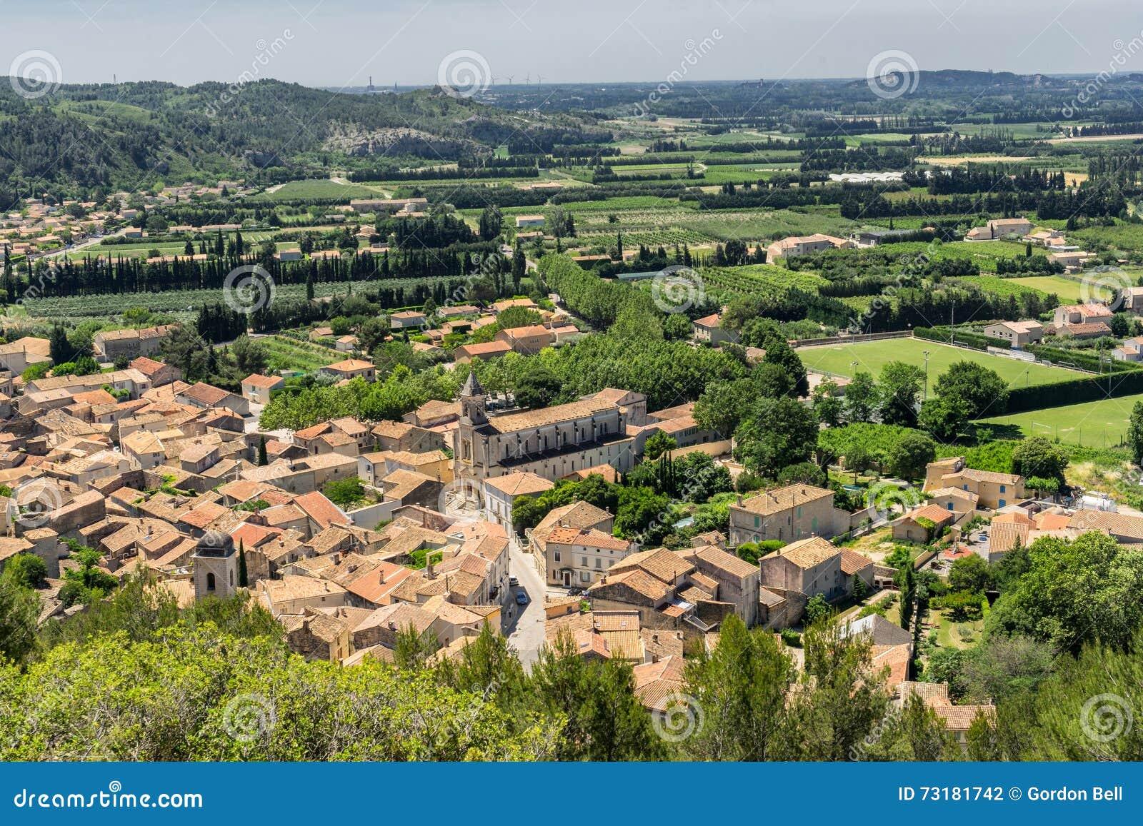 Boulbon dans le Bouches du le Rhône