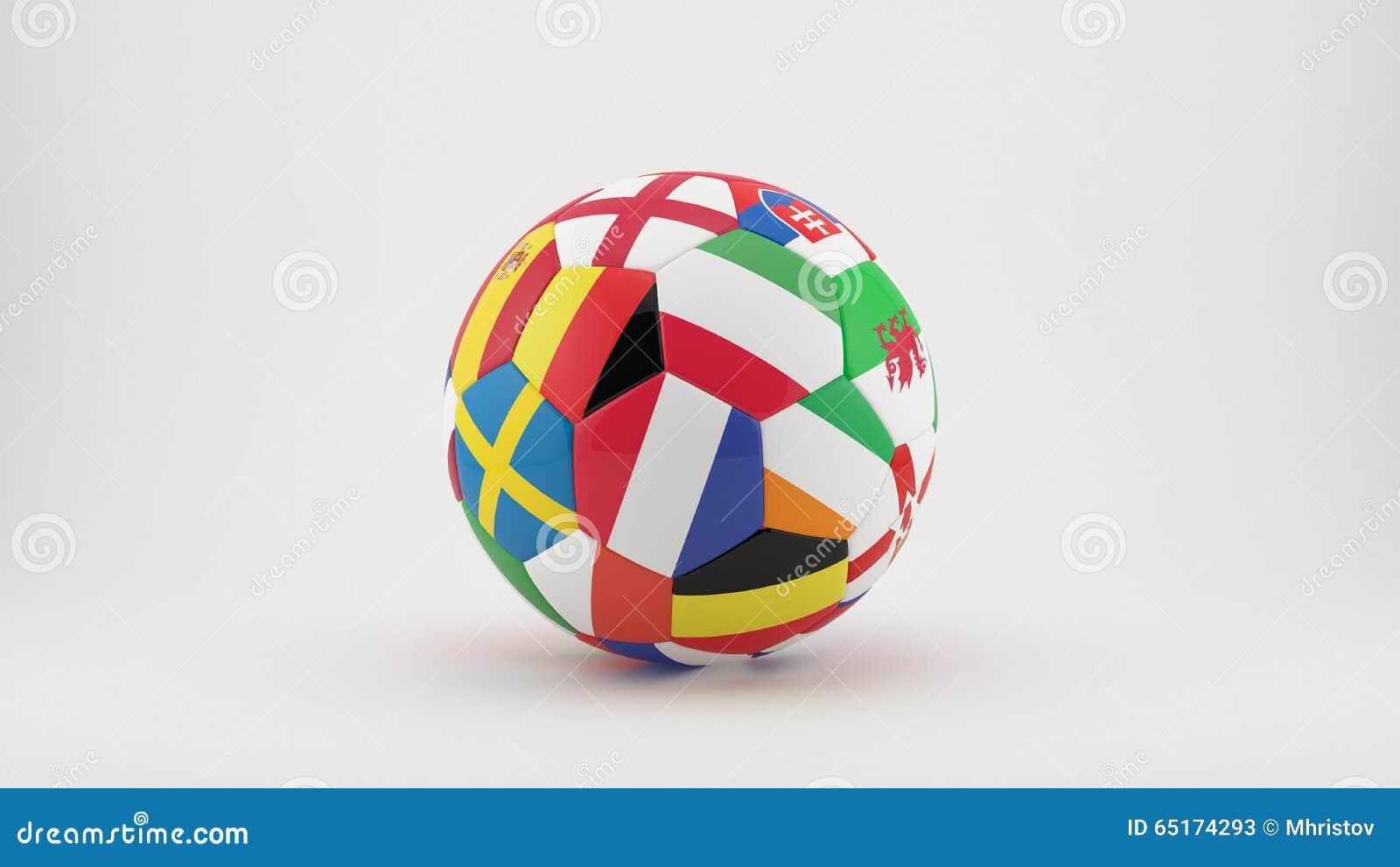 Boule 2016 d euro
