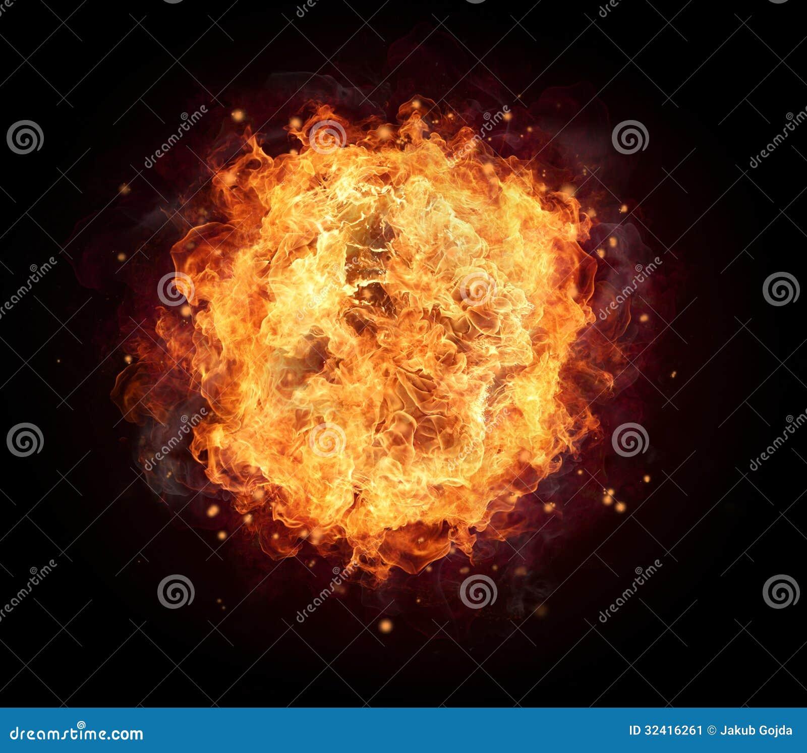 boule de feu wallpaper -#main