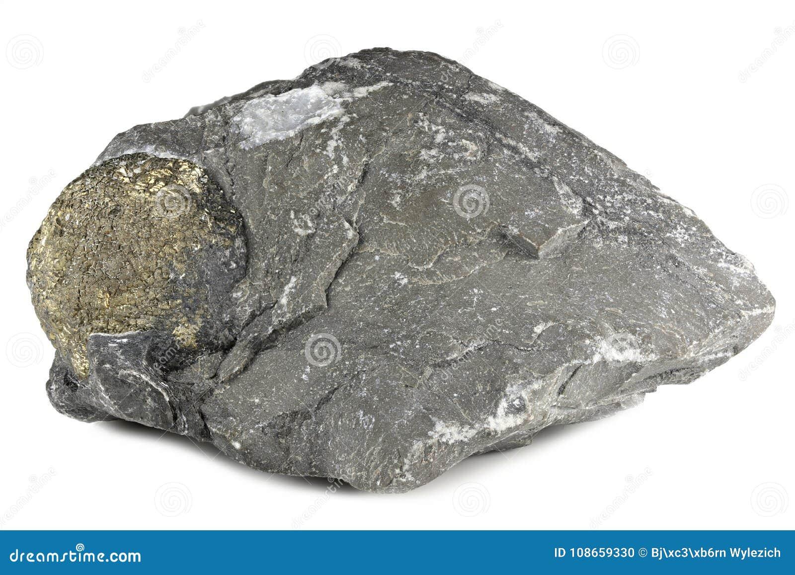Boule de pyrite