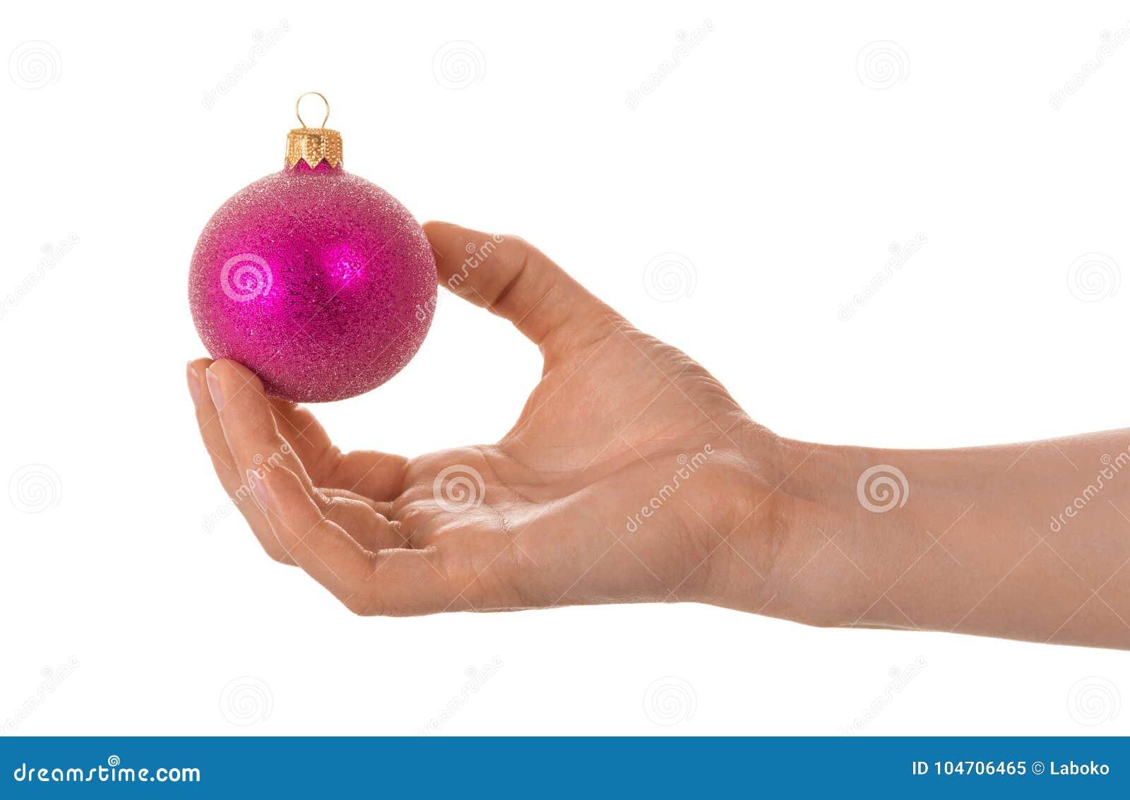 Boule Plastique A Decorer boule-jouet lumineux pour décorer l'arbre de noël, dans la