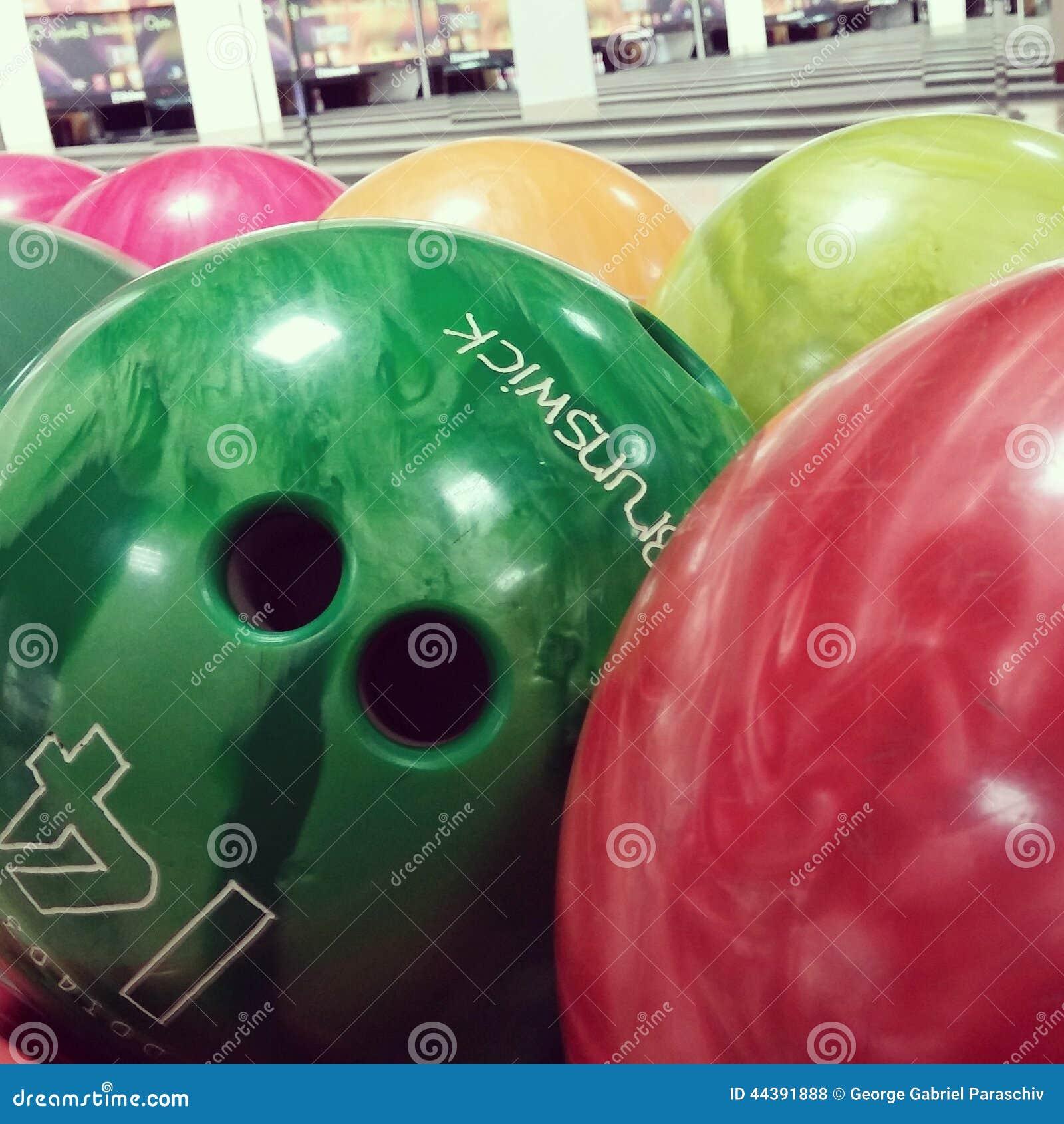 Boules de bowling - Brunswick