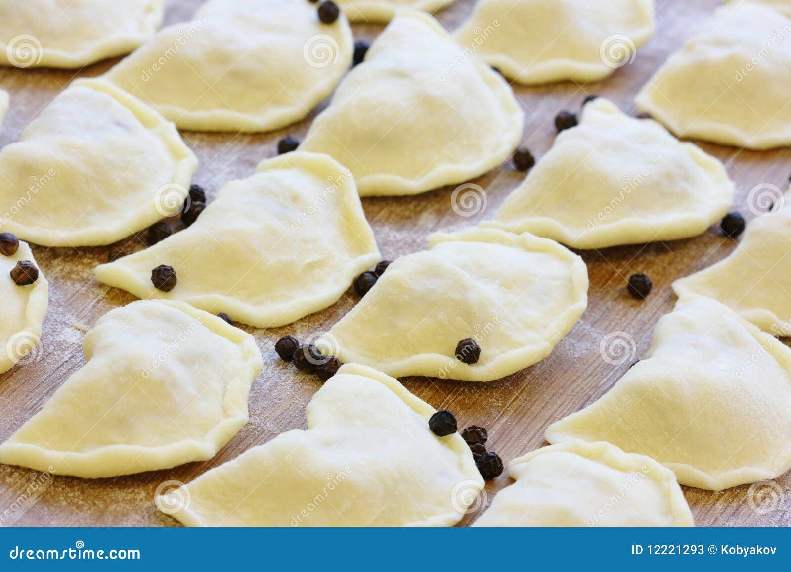 Boulettes crues de chou nourriture ukrainienne for Cuisine ukrainienne