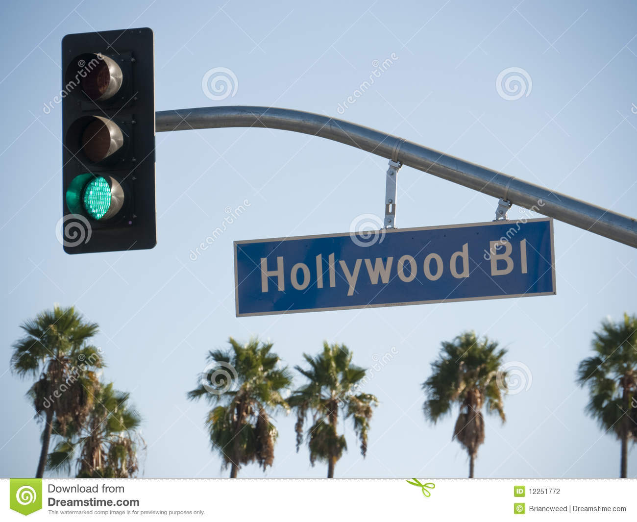Boulevard de Hollywood