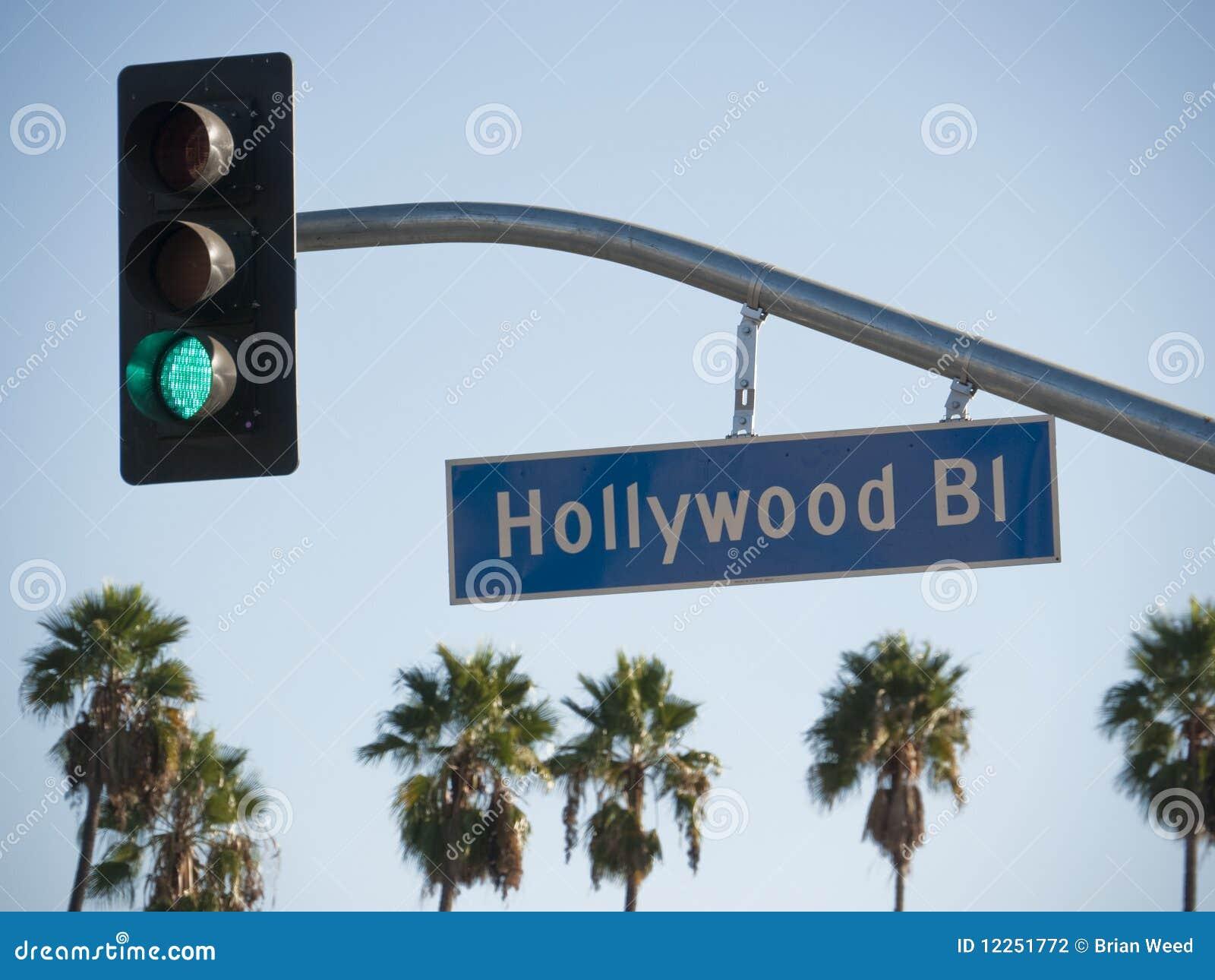 Boulevard hollywood