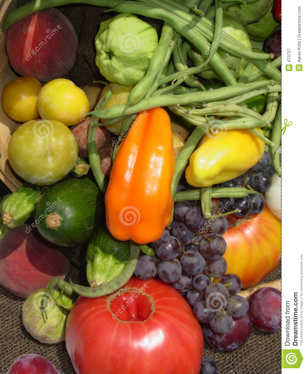 Download Bounty of Vegetables stock image. Image of health, food - 473737