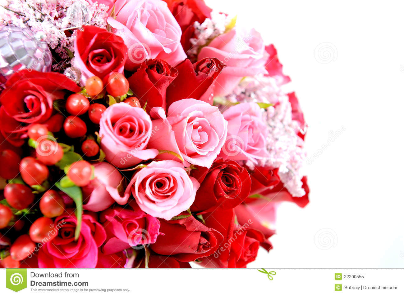 Bouquet Of Beautiful Flowers Royalty Free Stock Photo - Image ...