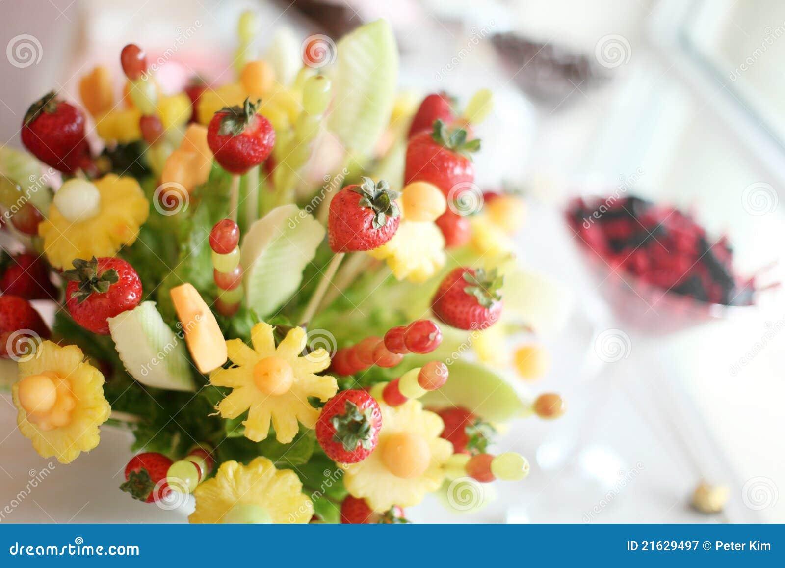 Bouquet de fruit