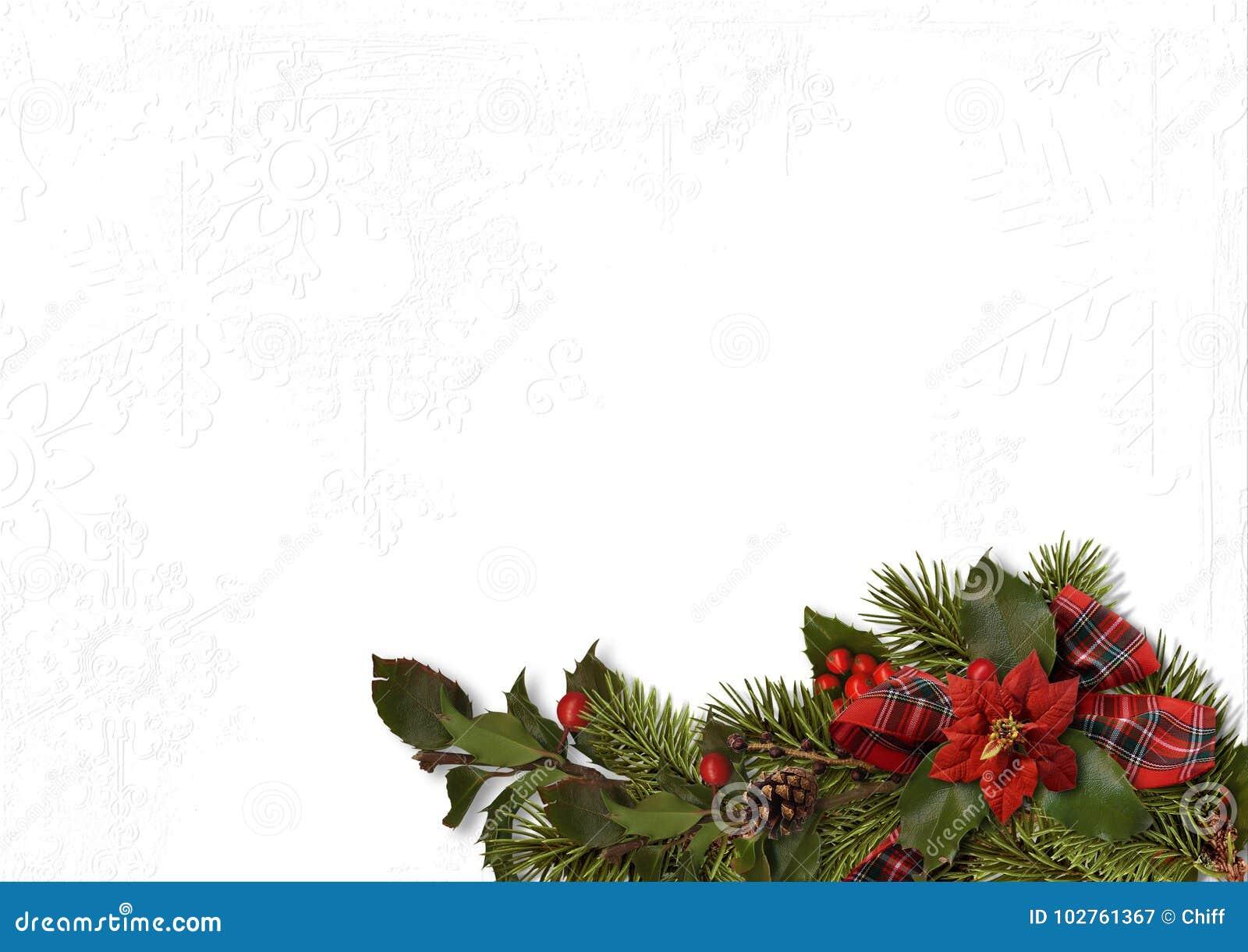 Bouquet De Noel Avec Du Houx bouquet de noël avec les poinsettias et le houx sur un