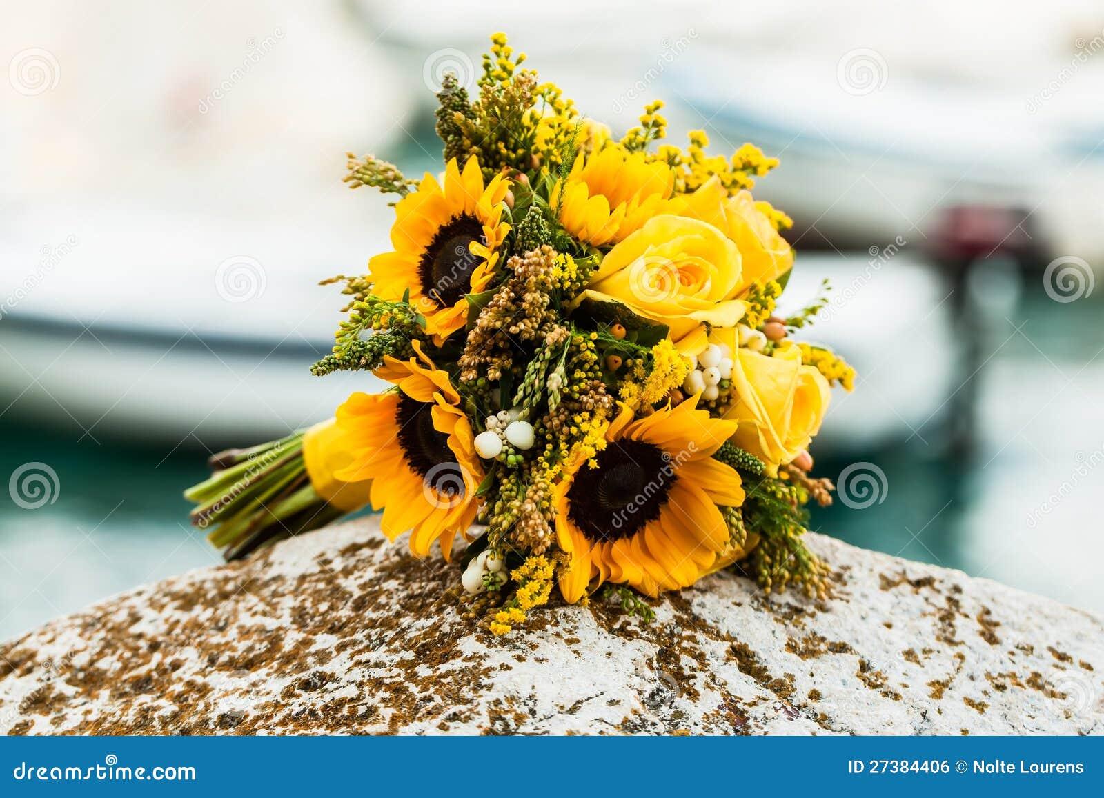 bouquet de tournesol photo stock. image du frais, floral - 27384406