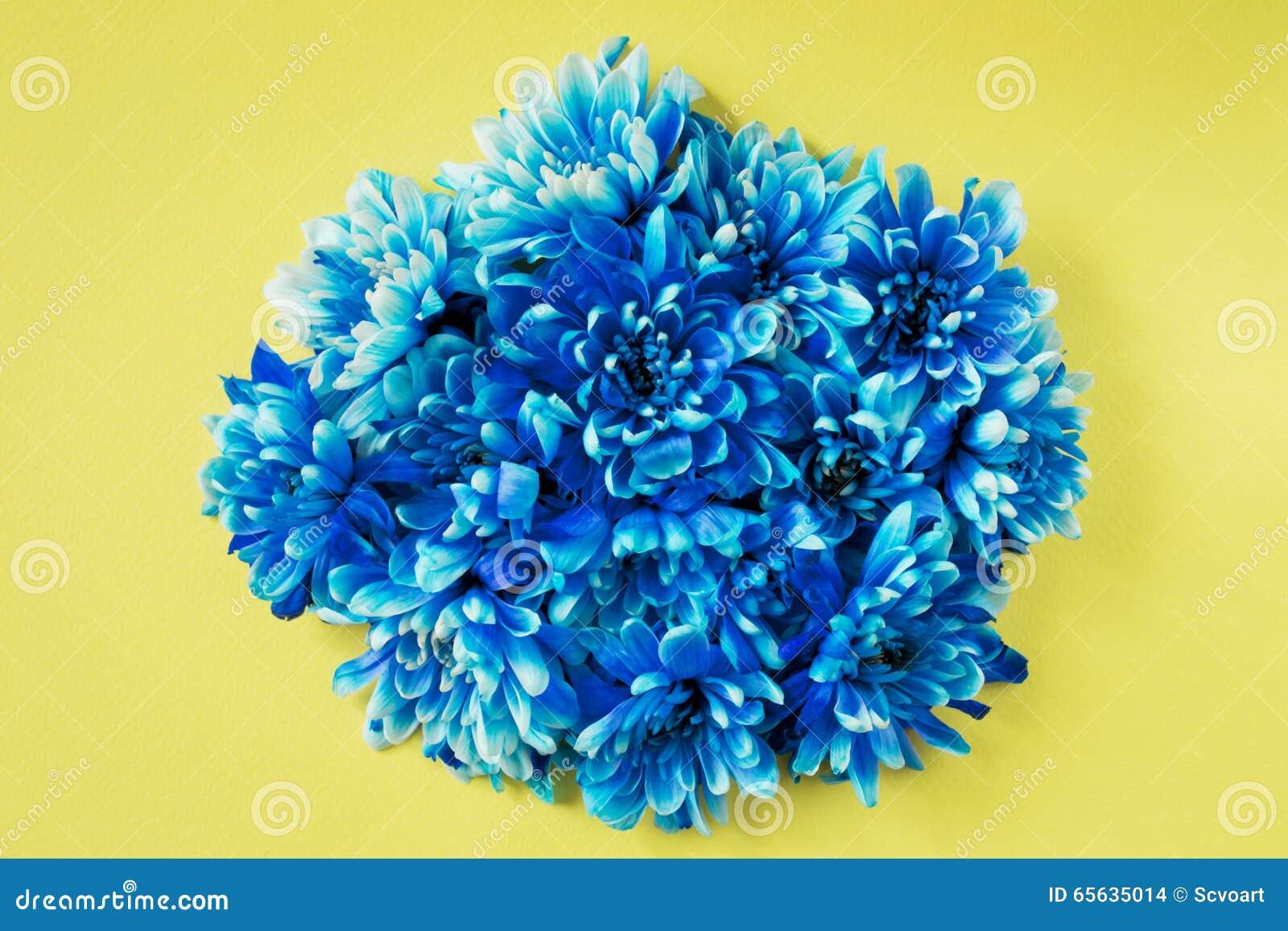 Bouquet des fleurs parfumées
