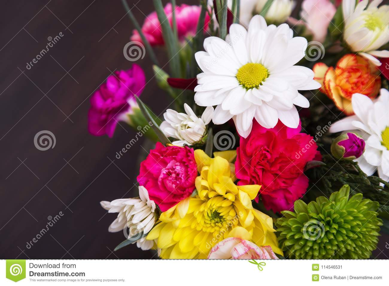 Bouquet of different flowers close up stock image image of garden download bouquet of different flowers close up stock image image of garden fresh izmirmasajfo