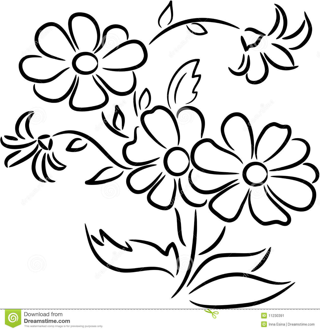Stock Image Bouquet Flowers Image11230391