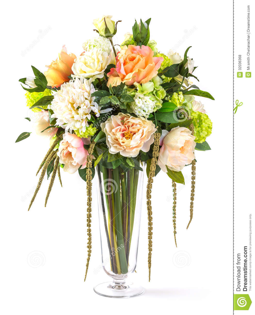 Bouquet of flowers in glass vase stock photo image of bouquet of flowers in glass vase reviewsmspy
