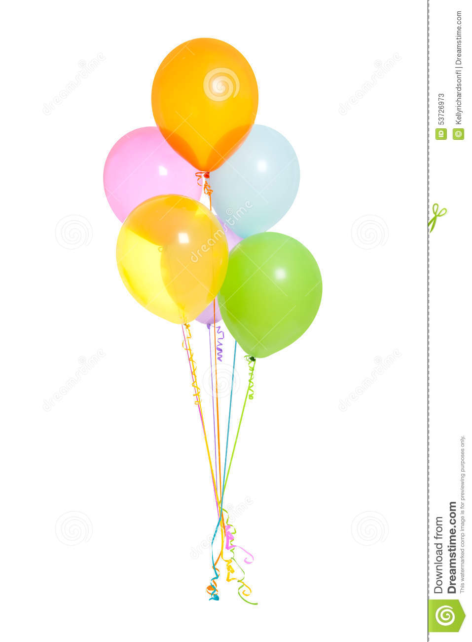 bouquet of helium balloons isolated stock photo image clip art beach balls and sand pails clip art beach ball black and white