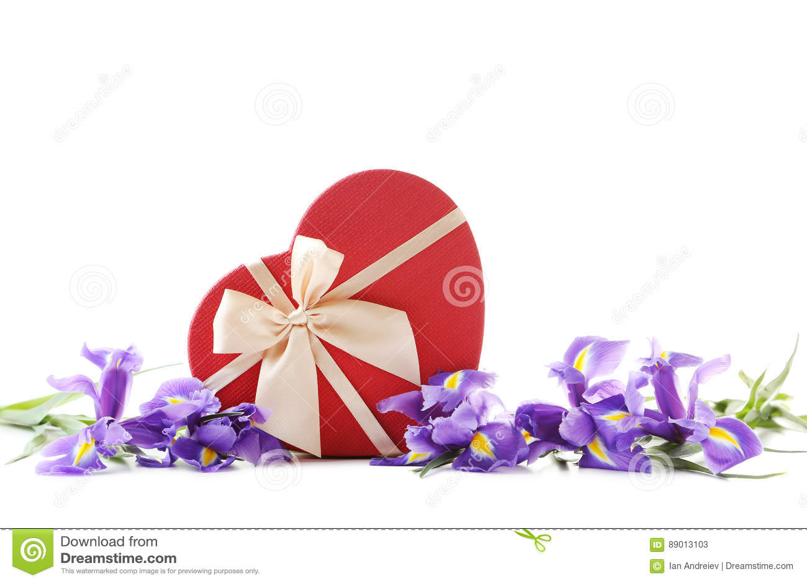 Bouquet of iris flowers stock image. Image of love, flowers - 89013103