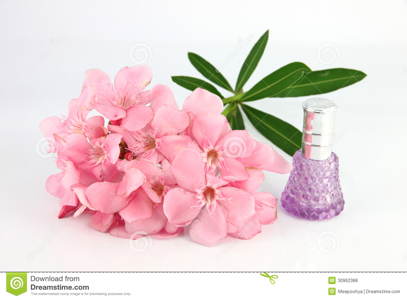 how to make perfume with flowers and oil