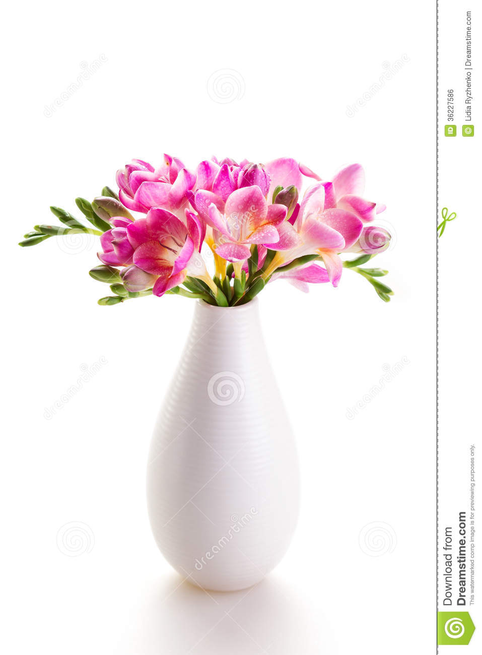 Bouquet of pink flowers in a white vase stock photo image of bouquet of pink flowers in a white vase mightylinksfo
