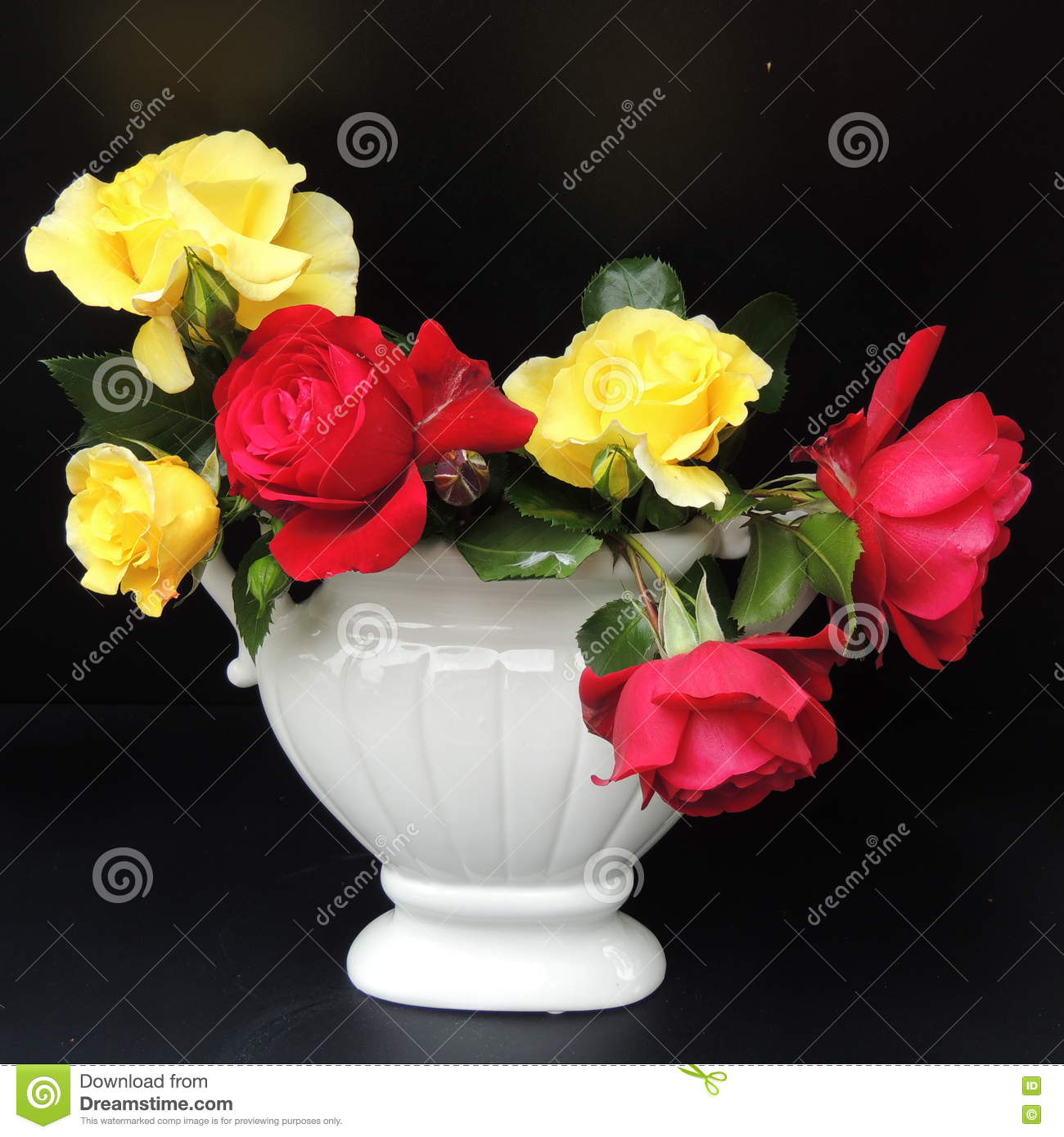 And a bouquet of red roses in a white vase on a black background and a bouquet of red roses in a white vase on a black background reviewsmspy