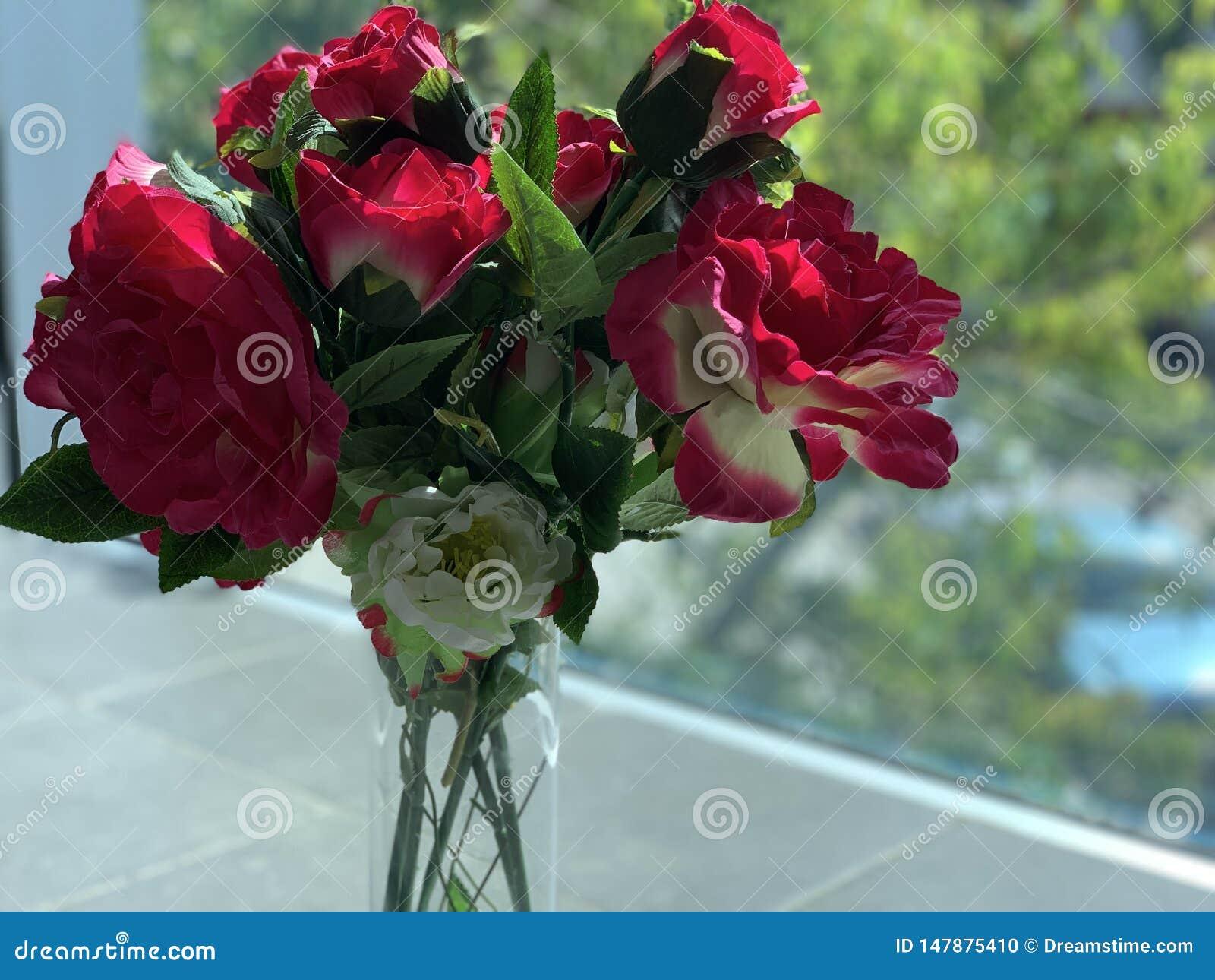 Bouquet rose de Rose