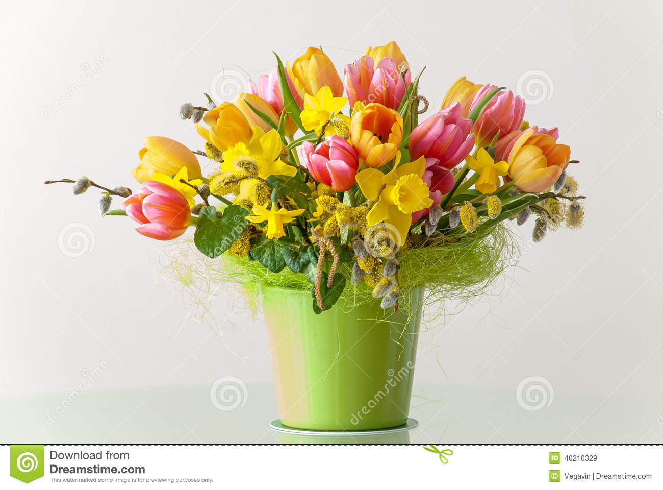 Bouquet of spring flowers stock image image of centerpiece 40210329 bouquet of spring flowers izmirmasajfo
