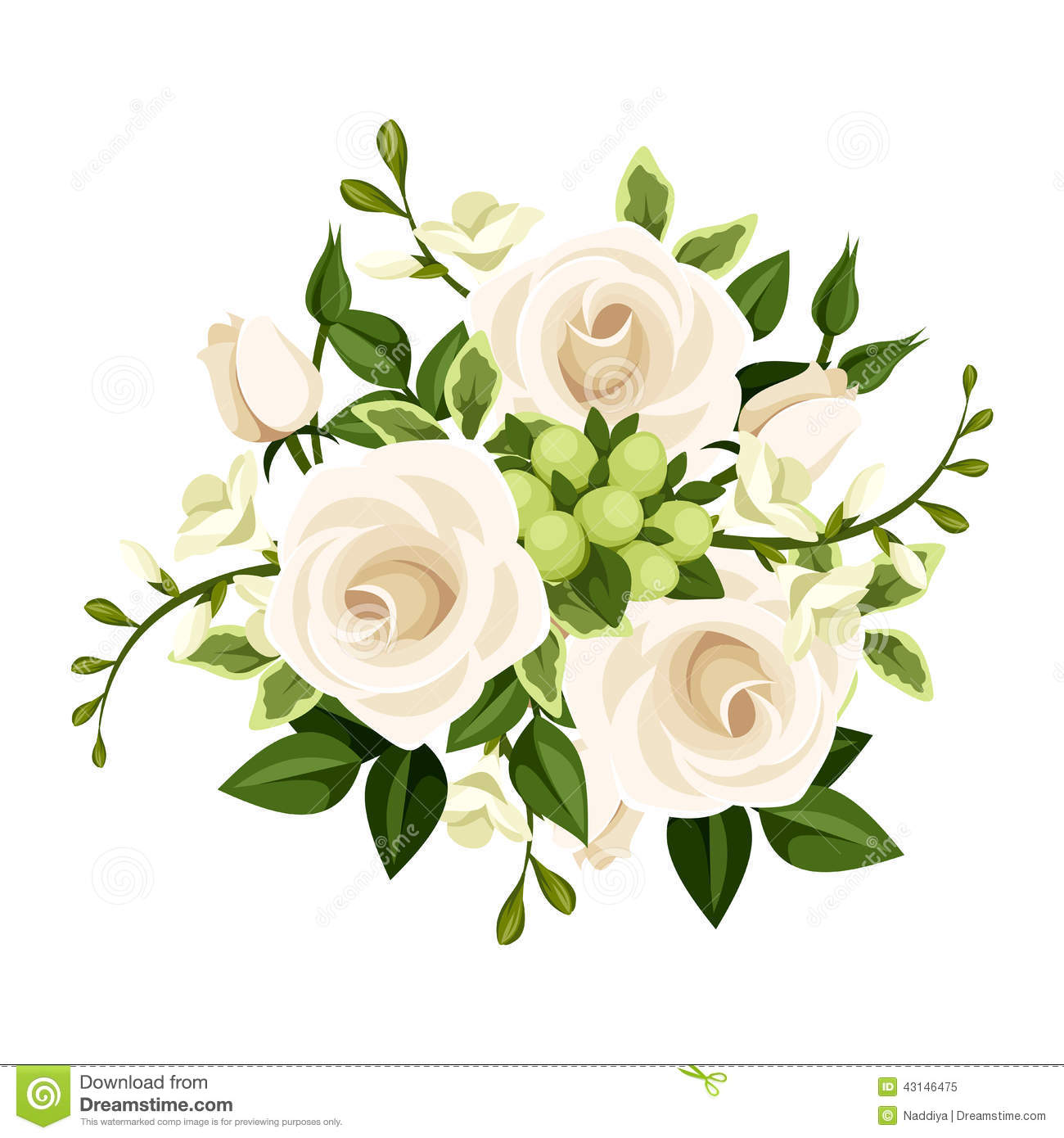 bouquet of white roses and freesia flowers vector clip art usa map clipart us map with dc