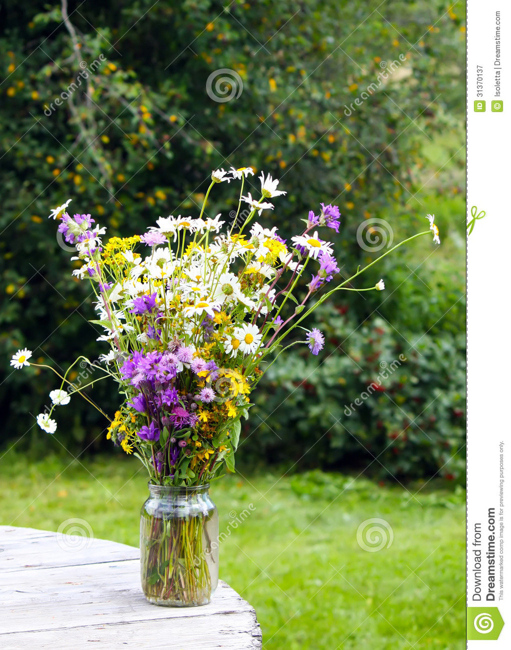Bouquet stock illustration. Image of insects, green ...
