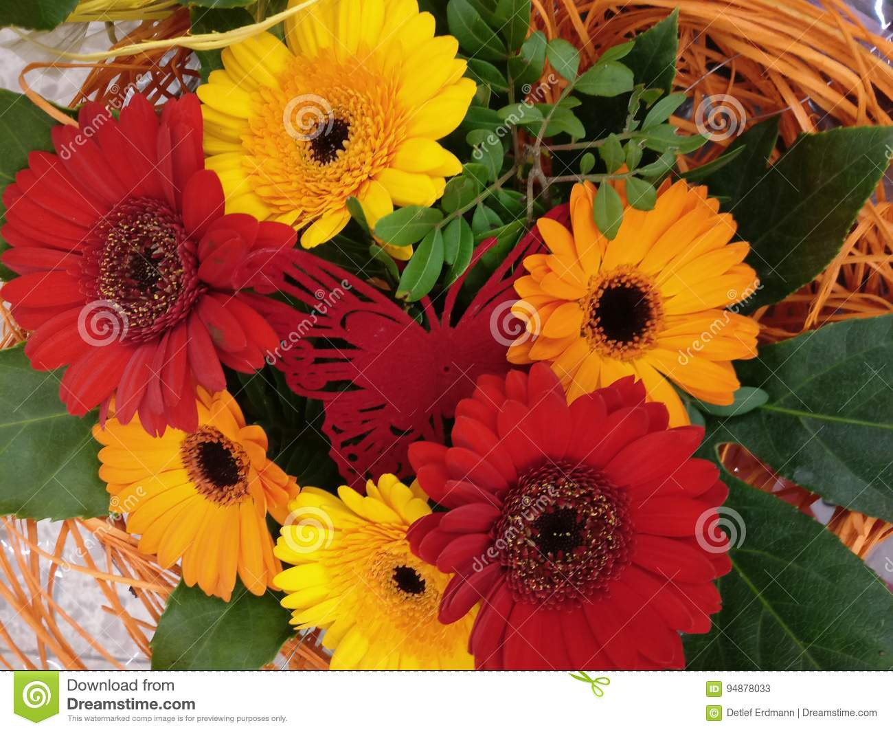 Bouquets of coloured flowers stock image image of different download bouquets of coloured flowers stock image image of different colorful 94878033 izmirmasajfo