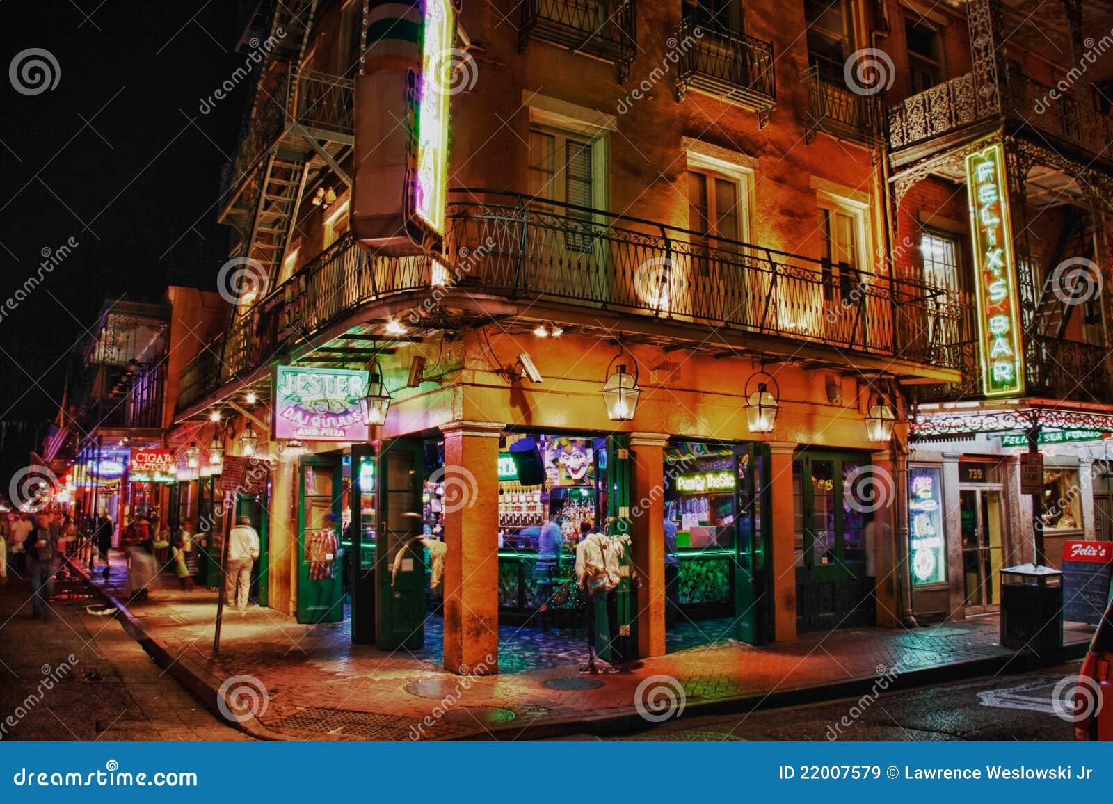Bourbon Street New Orleans - Jester s Bar
