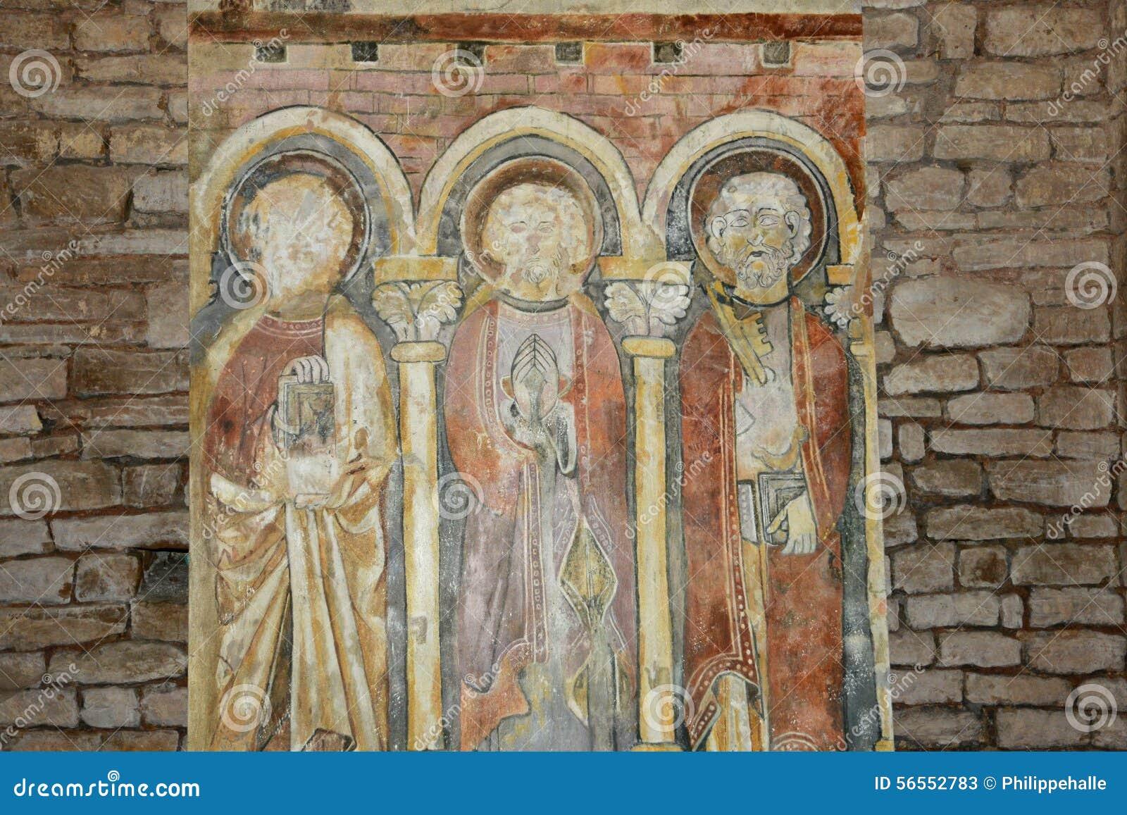 Download Bourgogne, το γραφικό χωριό Brancion στο Saone Et Loire Στοκ Εικόνα - εικόνα από γαλλία, λατρεία: 56552783