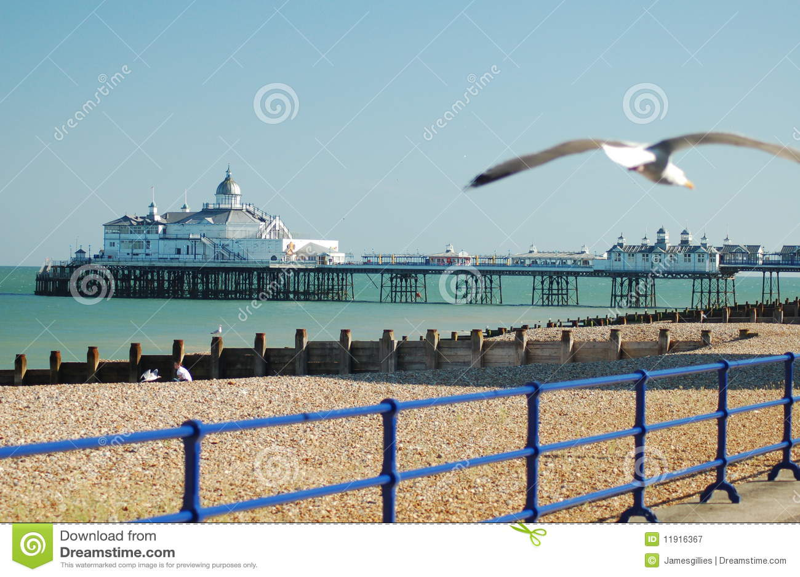 Bournemouth Pier- England