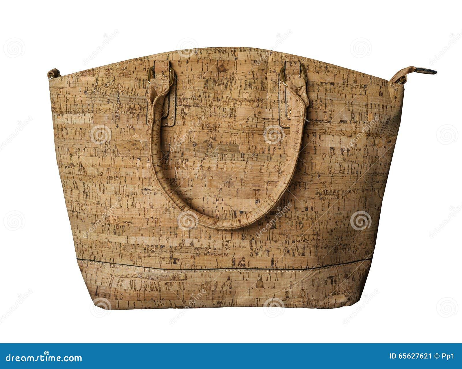 Bourse luxueuse de sac à main de liège