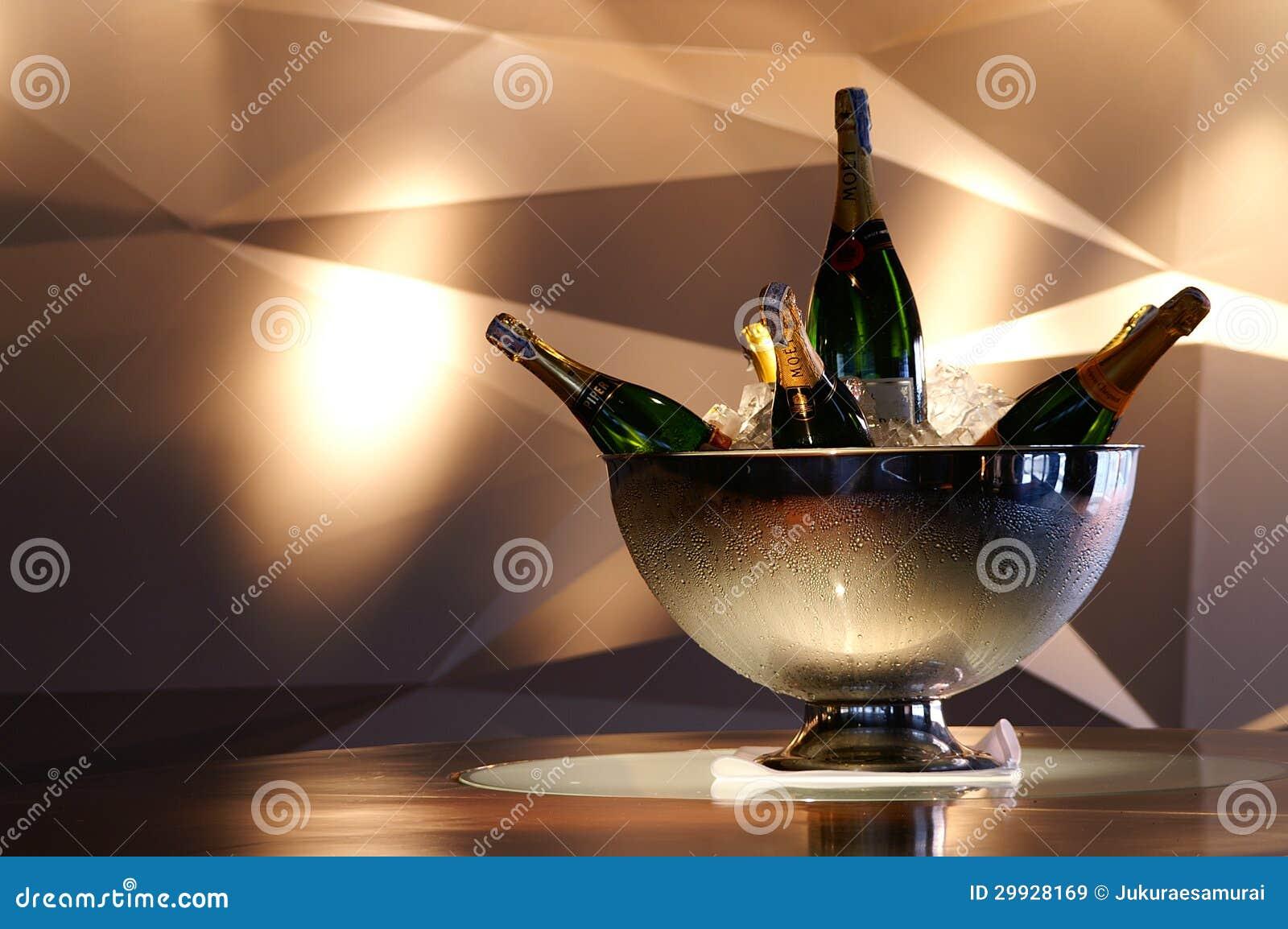 Champagne de bouteille