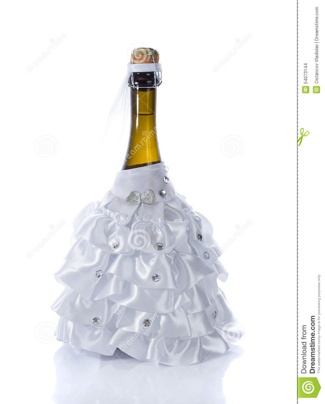 Decoration Champagne Mariage
