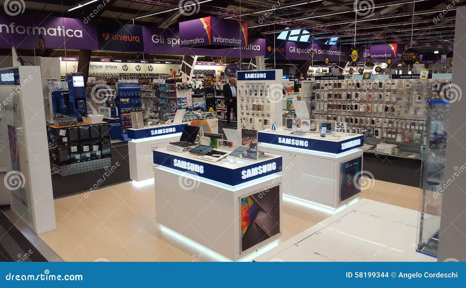 Boutique électronique
