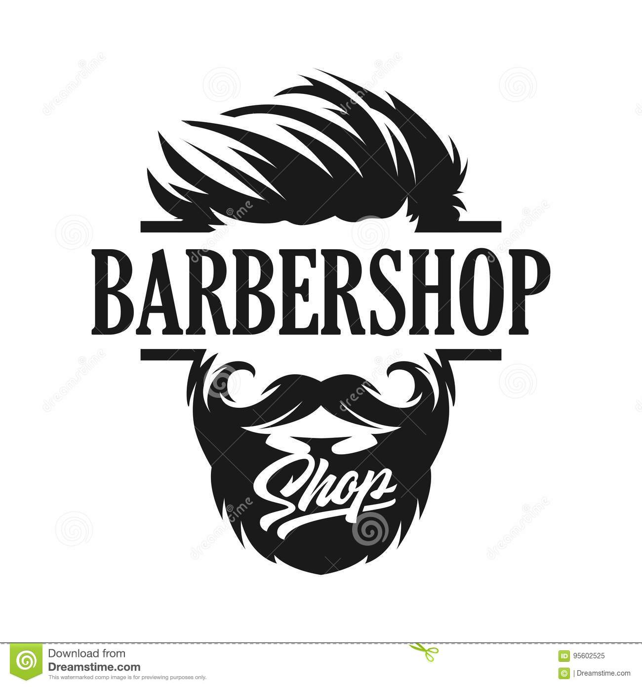 Boutique de Logo Template Barber