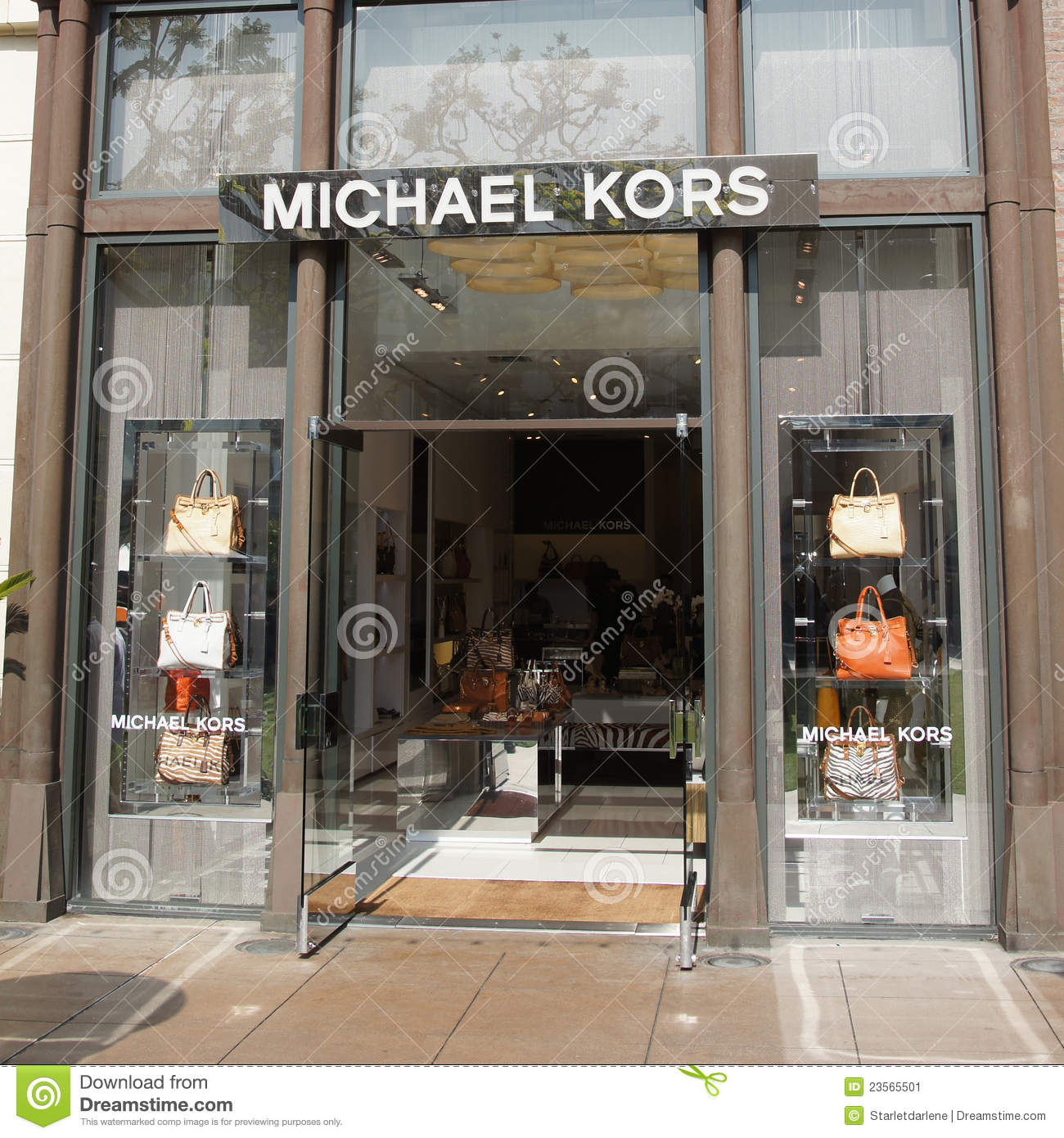 Boutique de Michael Kors