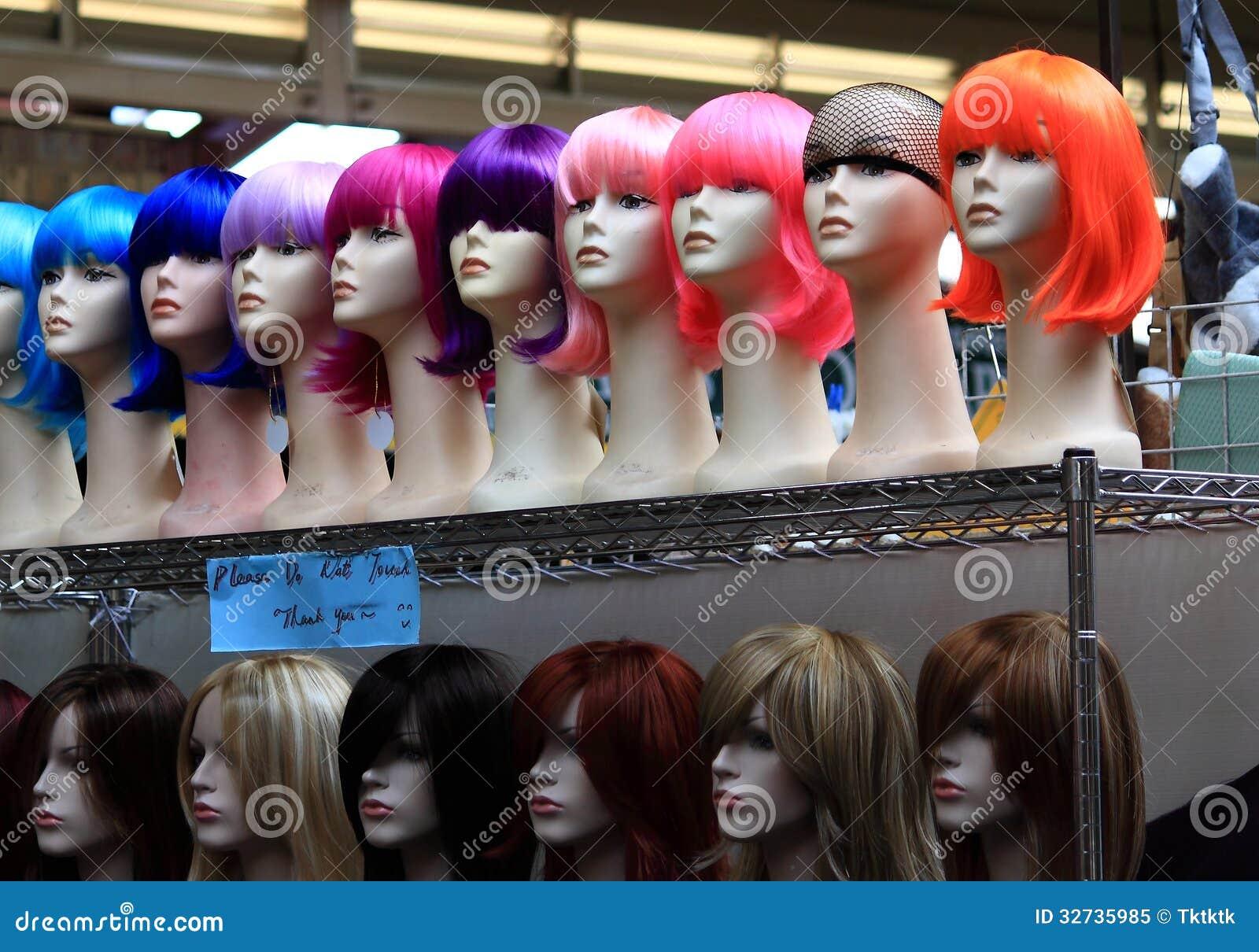 Boutique De Perruque à L'Australie De Melbourne